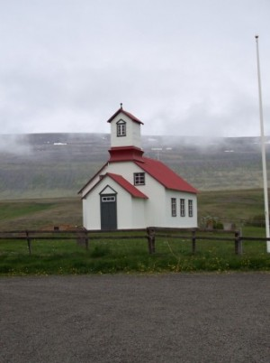 Víðidalstunga Church